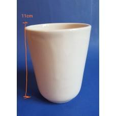 WW2 Stiklinė-puodukas keramika -aukštas