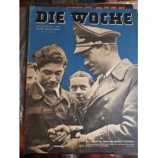 """""""DIE WOCHE"""" 1944m"""