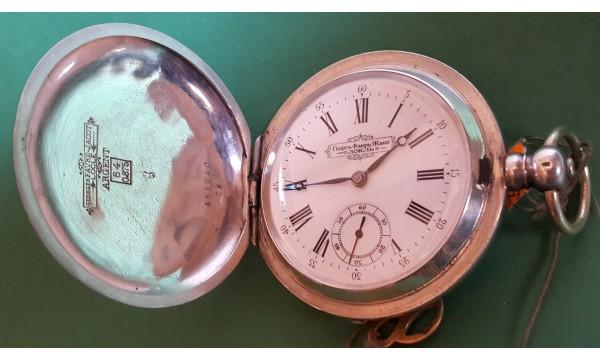 Kišeninis laikrodis Georges Favre-Jacot