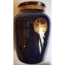 LFZ  Vaza kobalto mėlio